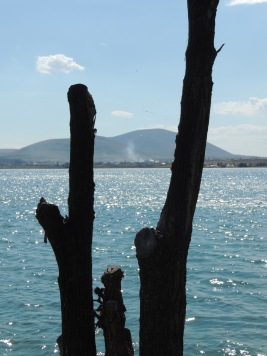 Der Sevan-See ist erfrischend im Sommer.