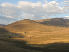 südliche Ausläufer des Kaukasus