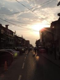 Abendstimmung in Prizren