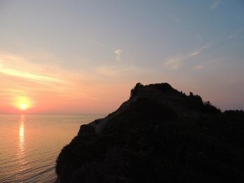 Die Mittelmeerküste Albaniens ist wunderschön. Sowieso ist die Vielfalt und Schönheit des Landes ungeheuer schön.