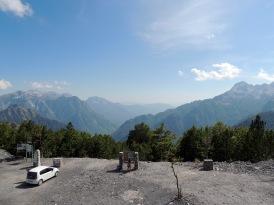 Theth in albanischen Alpen ist einer der letzten ursprünglichen Orte in Europa.