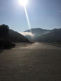 Im Grenzgebiet zu Albanien