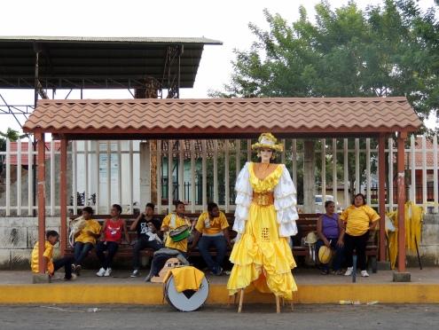La Gigantona de Nicaragua