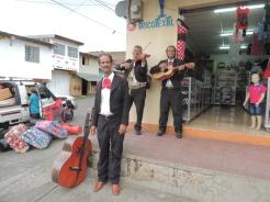 Musiker in Matagalpa