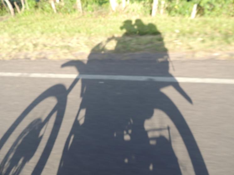 Nicaragua und Motorrad geht gut zusammen