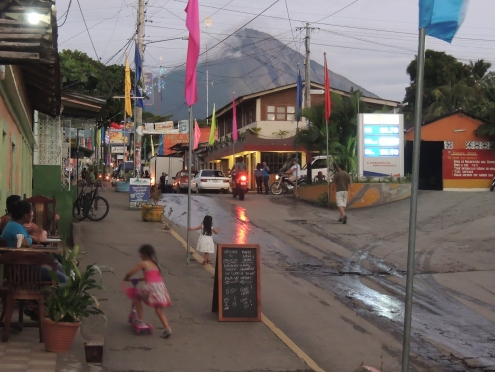 Der Concepción bestimmt das Leben auf der Isla Ometepe